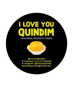 I Love You Quindim Propaganda