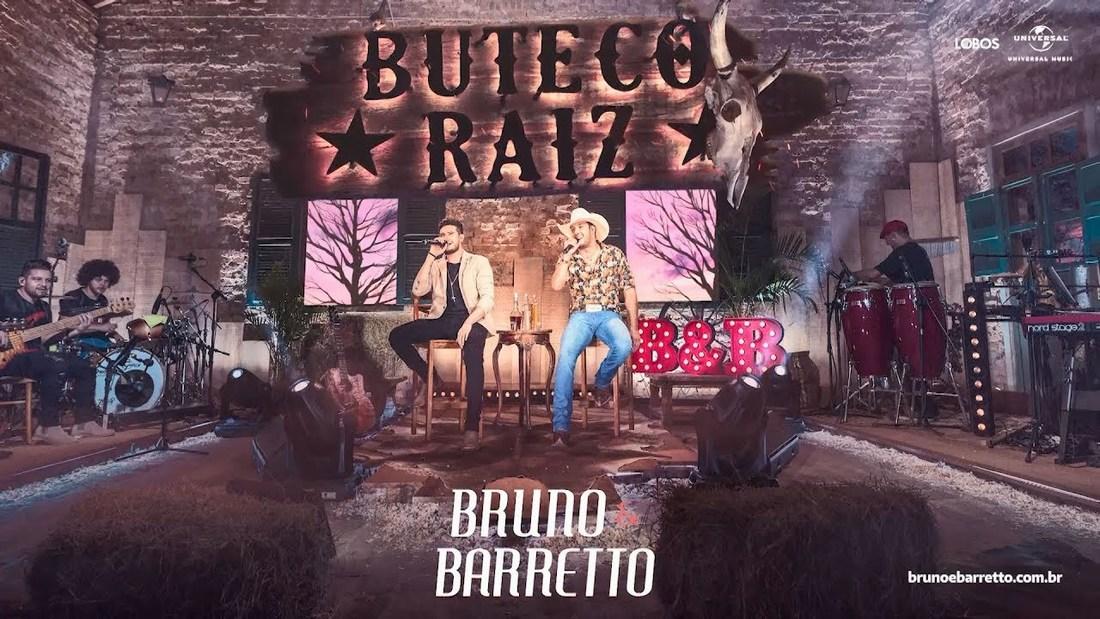 """8fabb521cf911 Bruno e Barretto lançam """"Buteco Raiz – Só as Derramadas"""" nas plataformas  digitais"""